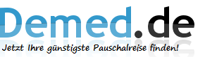 Demed.de – Reise günstig buchen in 2016