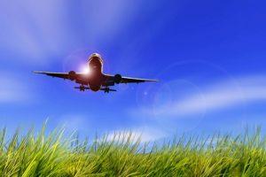 Pauschalreisen sind meist inklusive Flug